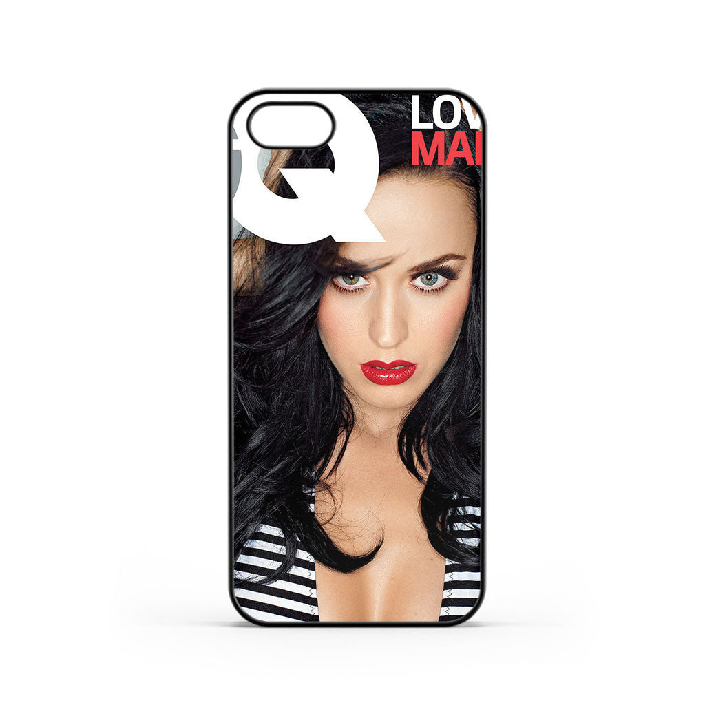 Katy Perry Magazine Cover iPhone 5 / 5s / SE Case