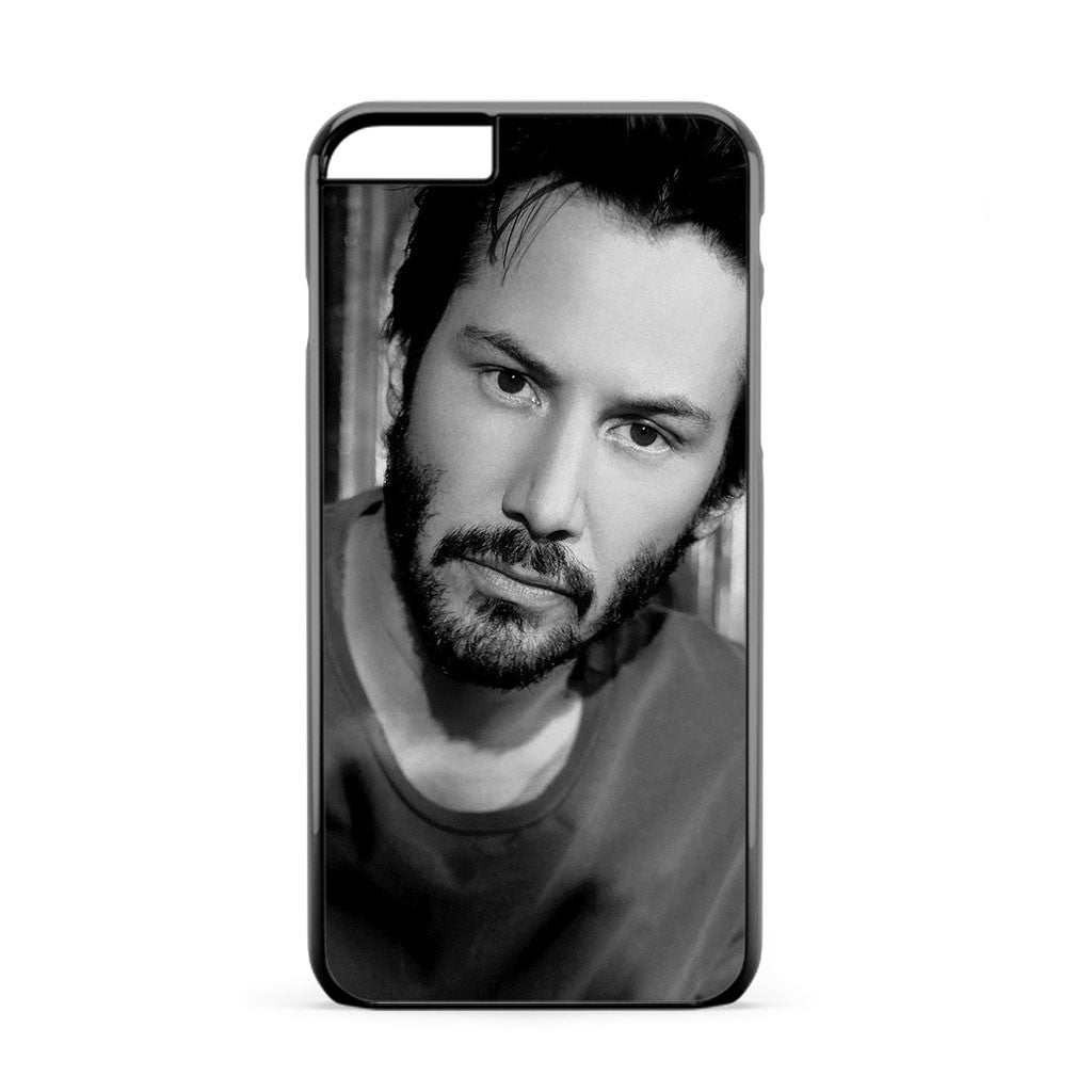 Keanu Reeves Black White iPhone 6 Plus Case