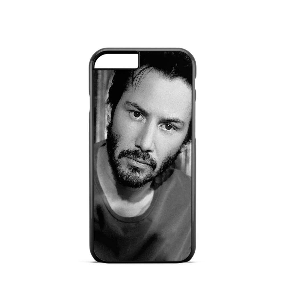 Keanu Reeves Black White iPhone 6s Case