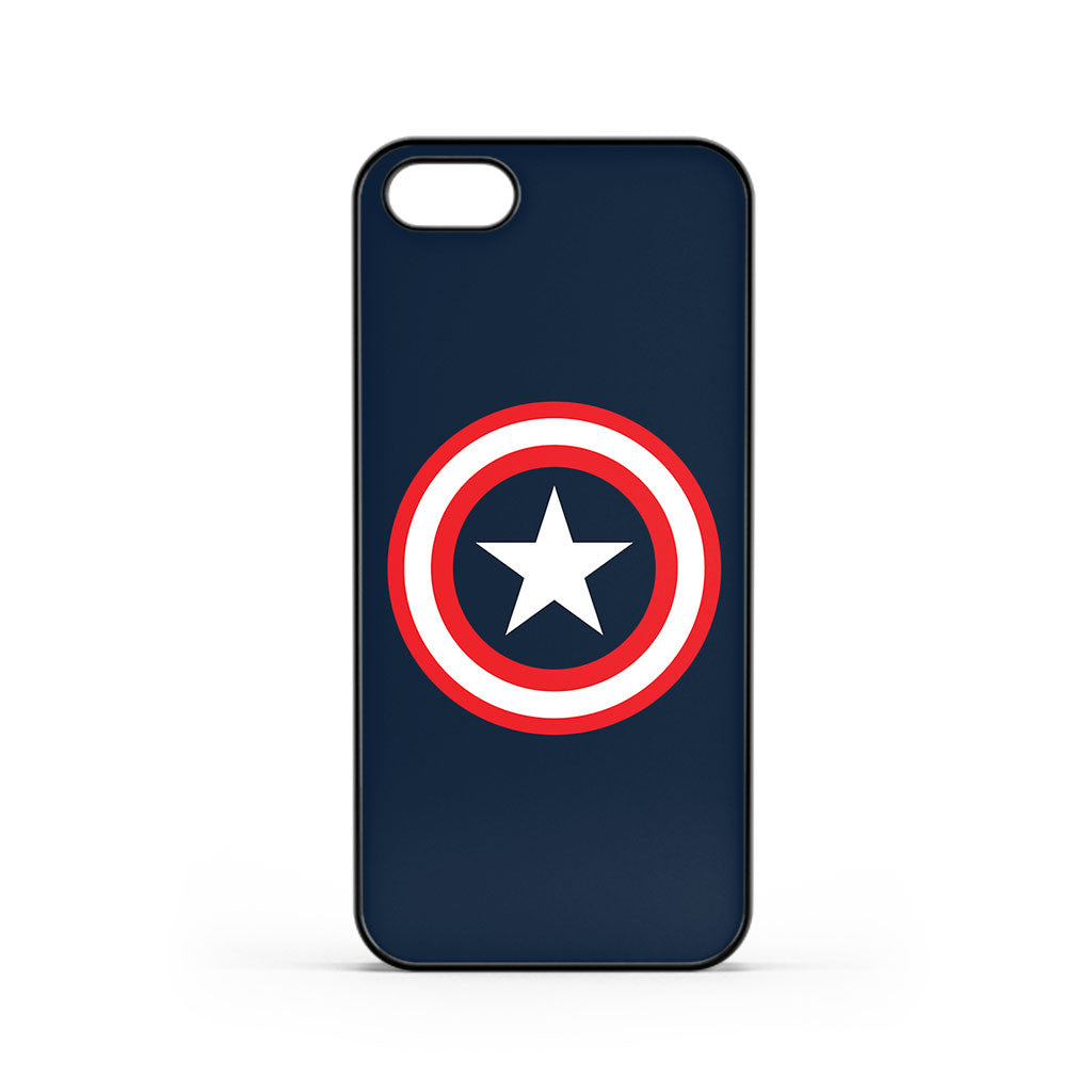 Captain America Shield Simple iPhone 5 / 5s / SE Case