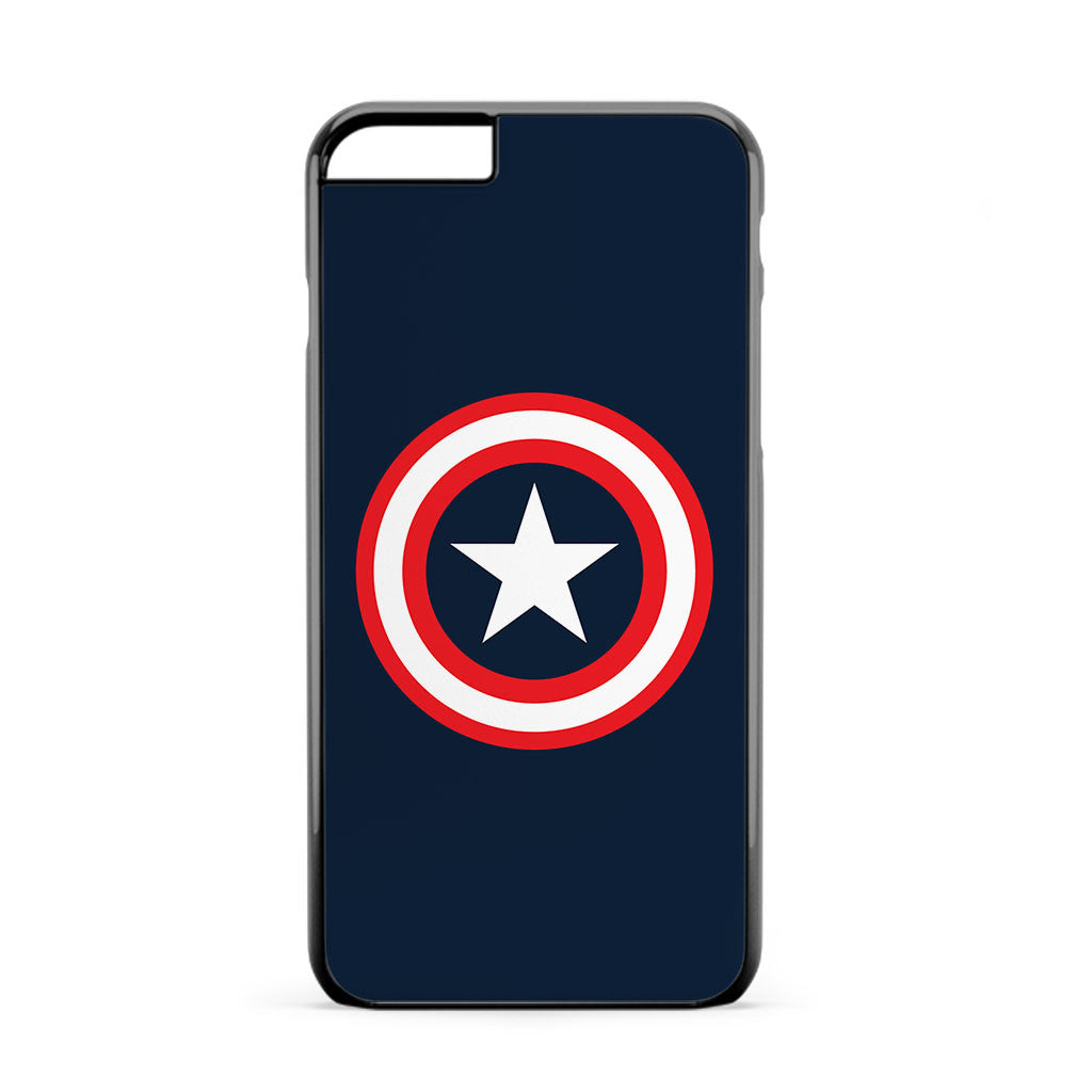Captain America Shield Simple iPhone 6 Plus Case