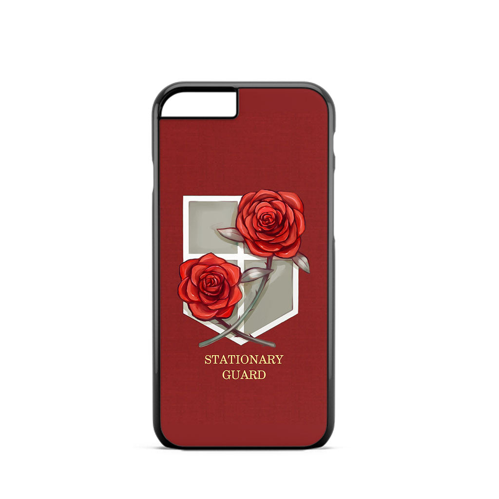 Attack on Titan Stasionary Guard iPhone 6s Case