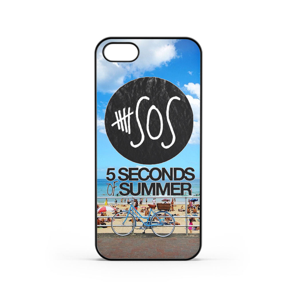 5 Seconds of Summer 5SOS Album Beach iPhone 5 / 5s / SE Case