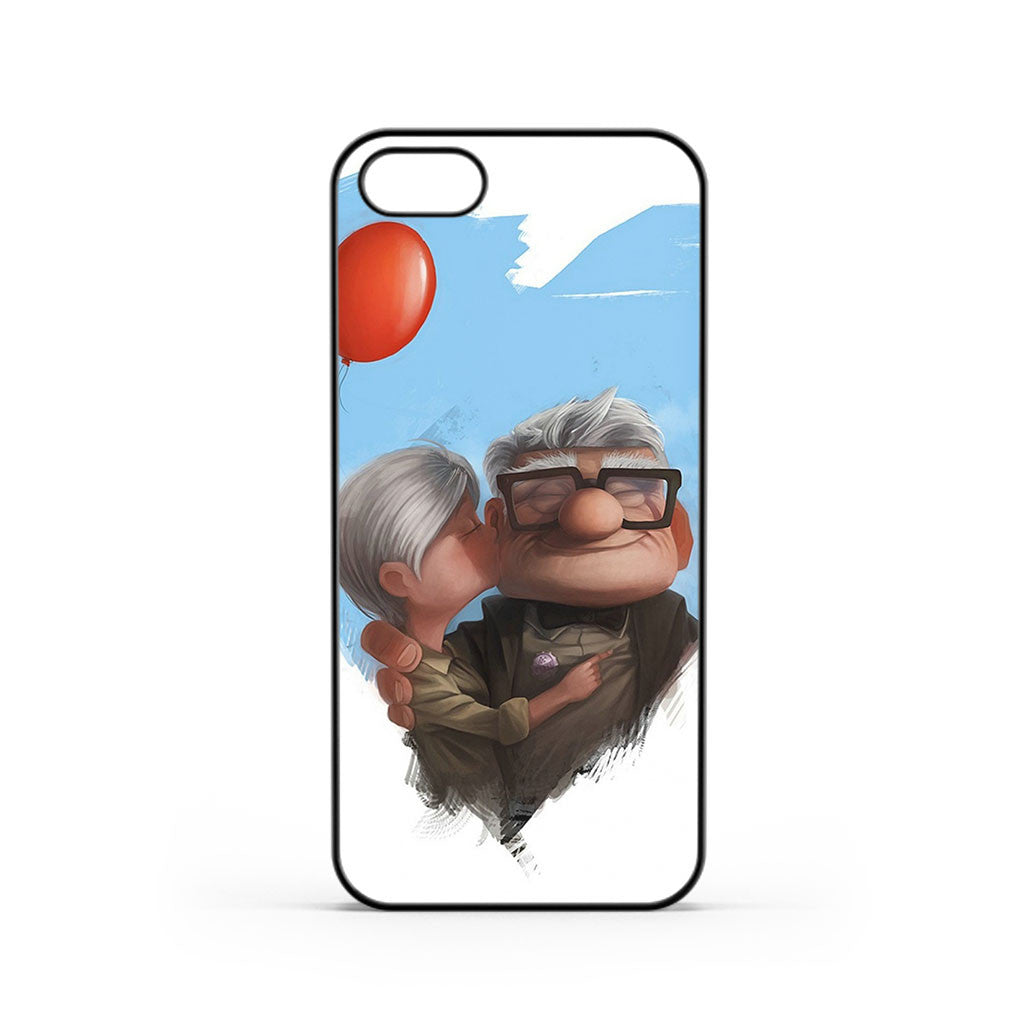 Disney Pixar Up Carl Ellie iPhone 5 / 5s / SE Case