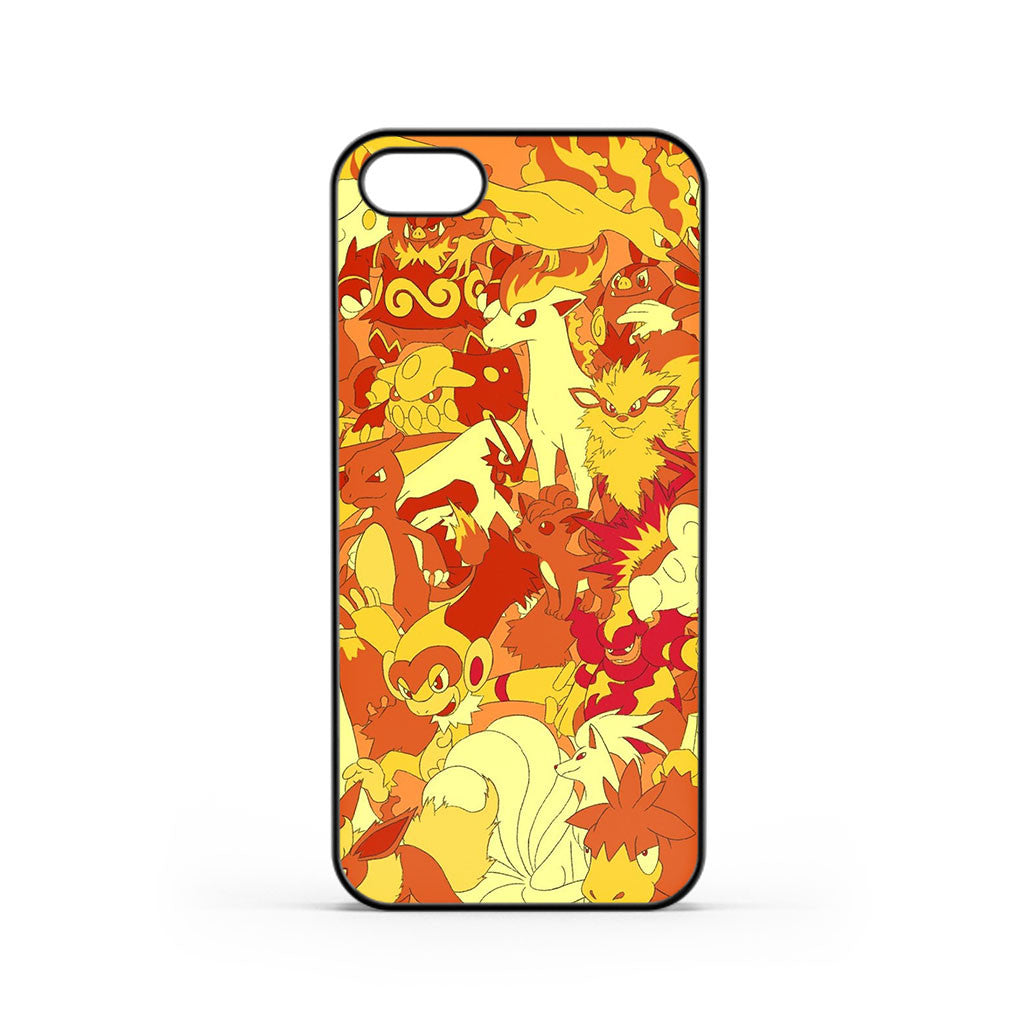 Pokemon Fire Class iPhone 5 / 5s / SE Case