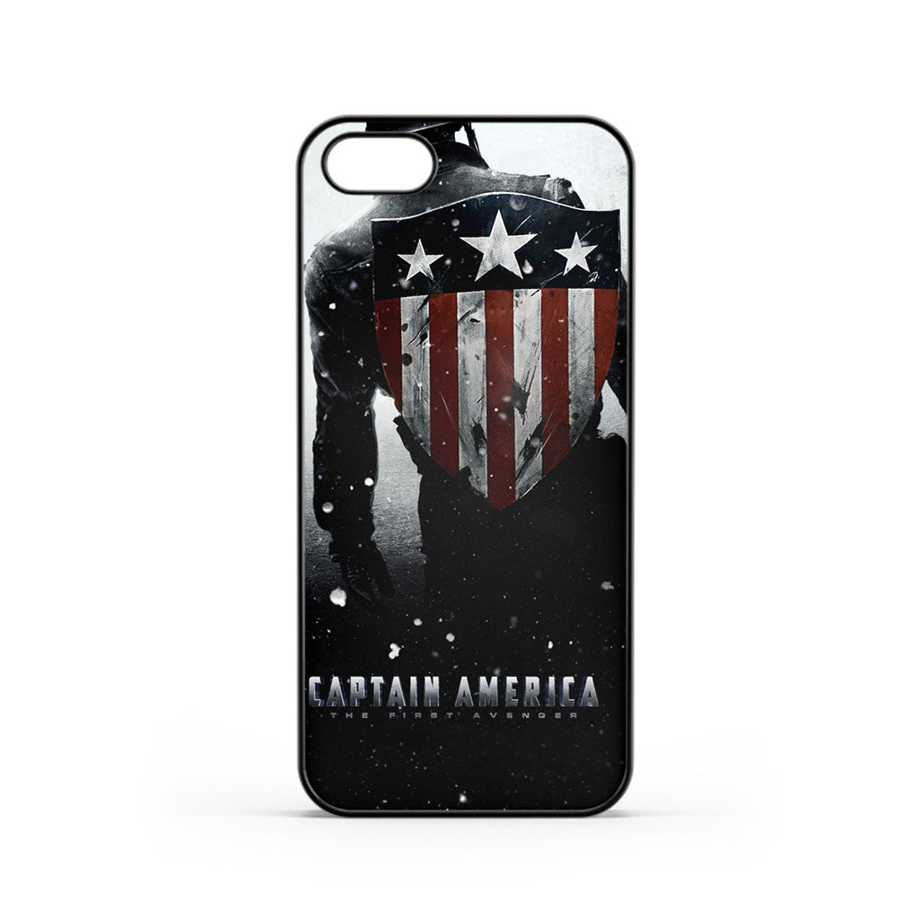 Captain America Retro iPhone 5 / 5s / SE Case