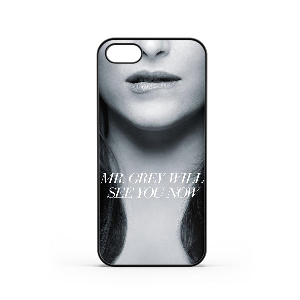 Fifty Shades of Grey Poster iPhone 5 / 5s / SE Case