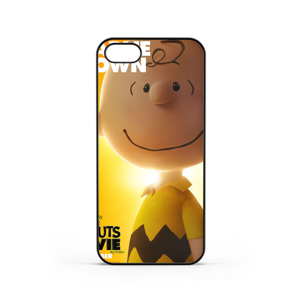 Peanuts Movie Charlie Brown iPhone 5 / 5s / SE Case
