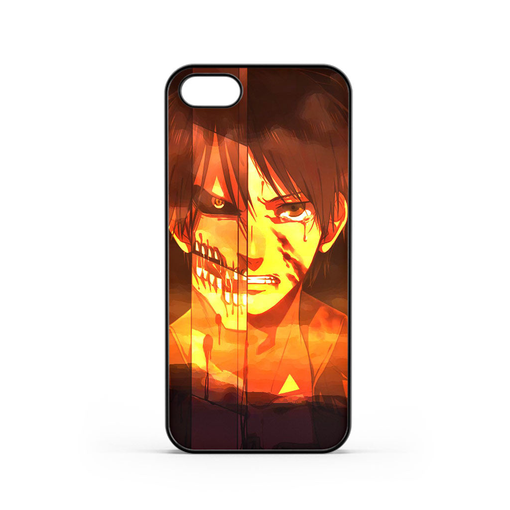 Attack on Titan Eren Tear iPhone 5 / 5s / SE Case