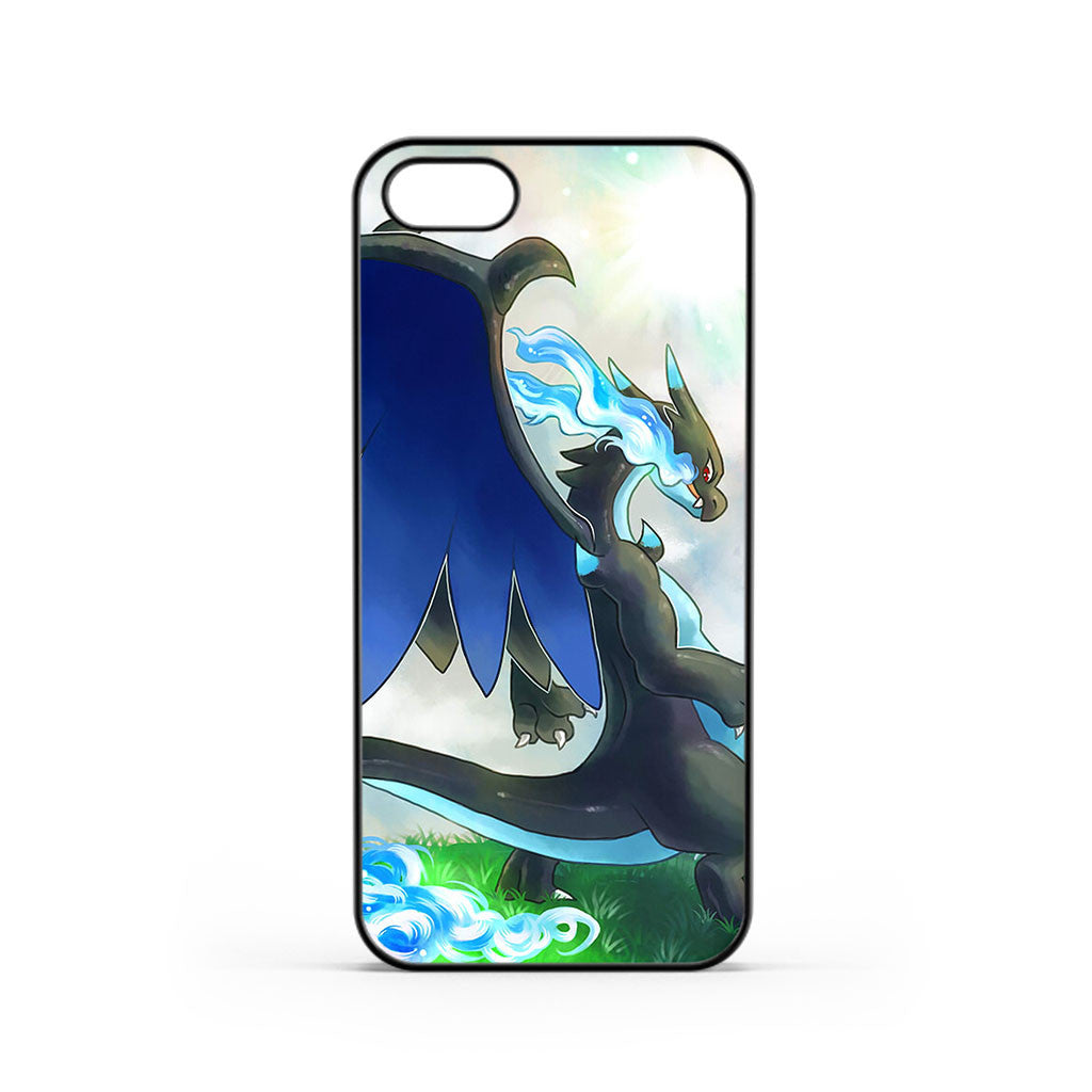 Pokemon Black Carizard iPhone 5 / 5s / SE Case