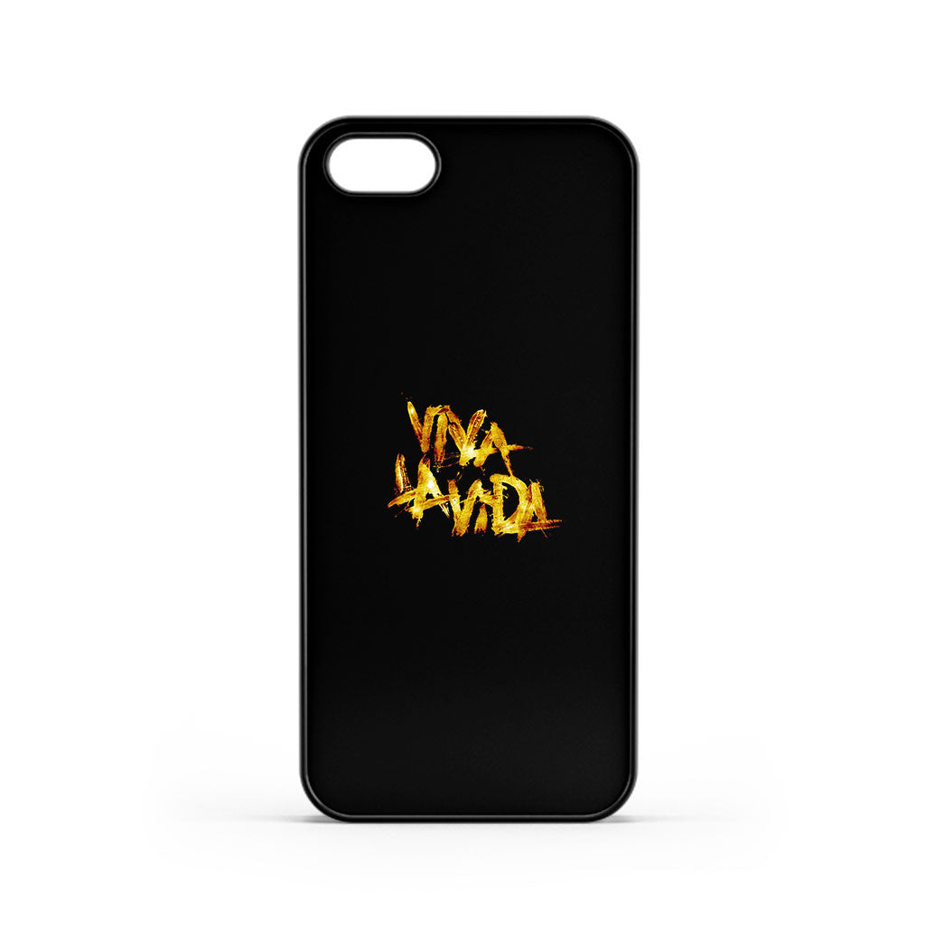 Coldplay Viva Lavida iPhone 5 / 5s / SE Case