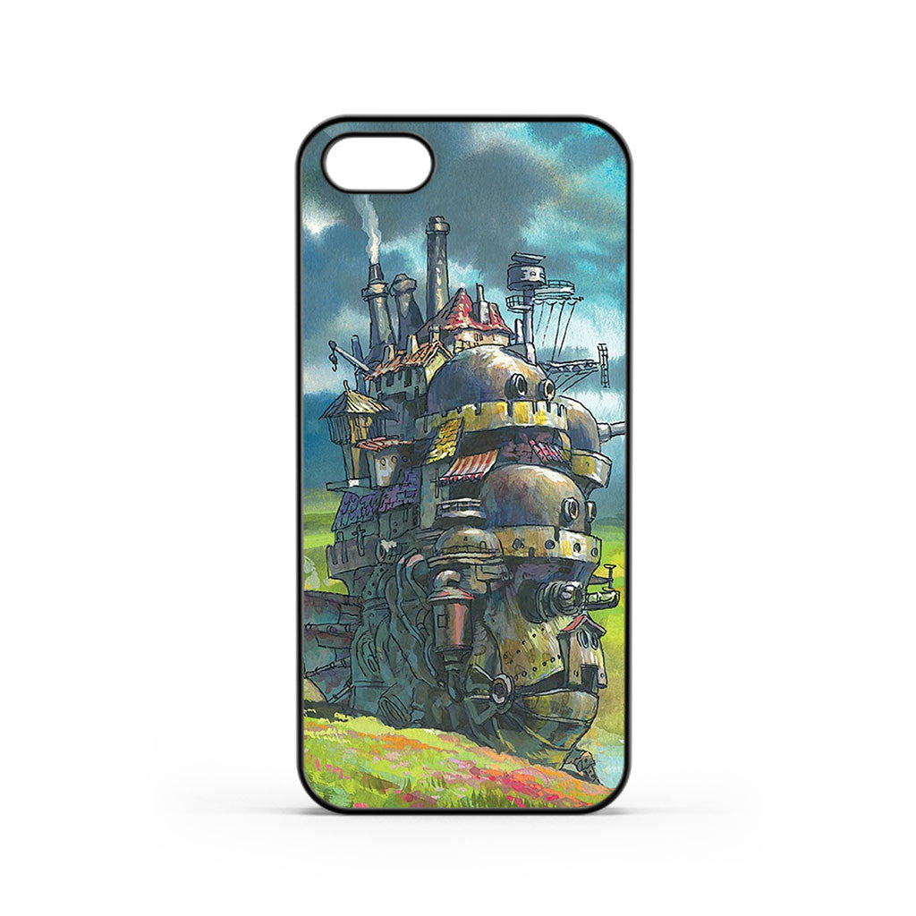 Howls Moving Castle Studio Ghibli iPhone 5 / 5s / SE Case