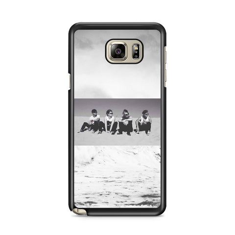 5 Seconds of Summer 5SOS Beach Samsung Galaxy Note 5 Case