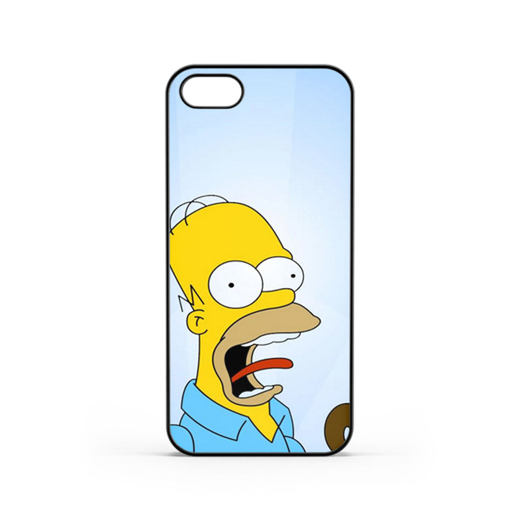 Simpsons Homer Donut iPhone 5 / 5s / SE Case