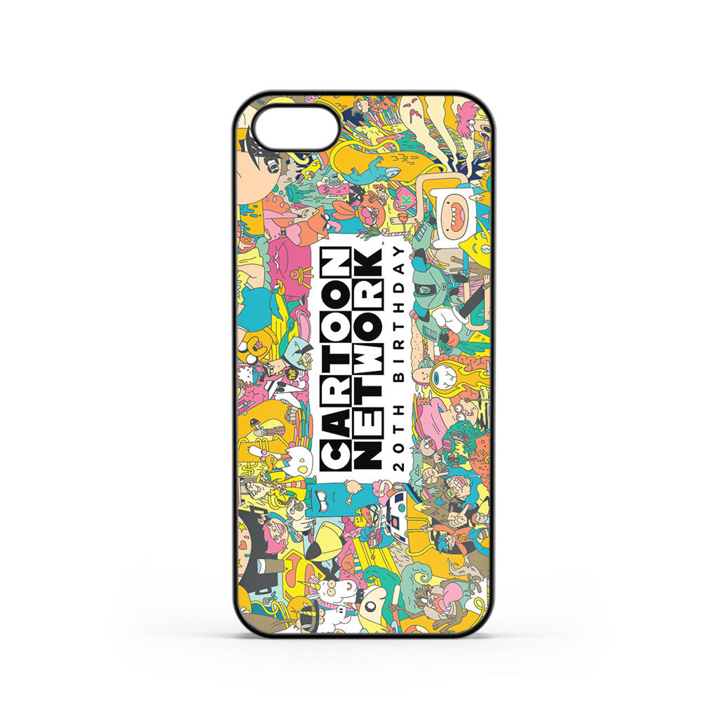Cartoon Network Anniversary iPhone 5 / 5s / SE Case