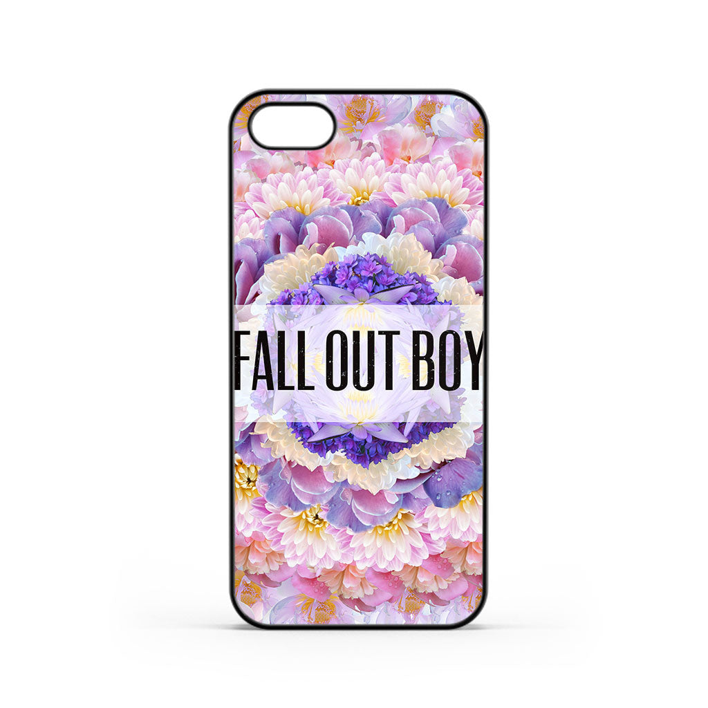 Fall Out Boy Flower iPhone 5 / 5s / SE Case