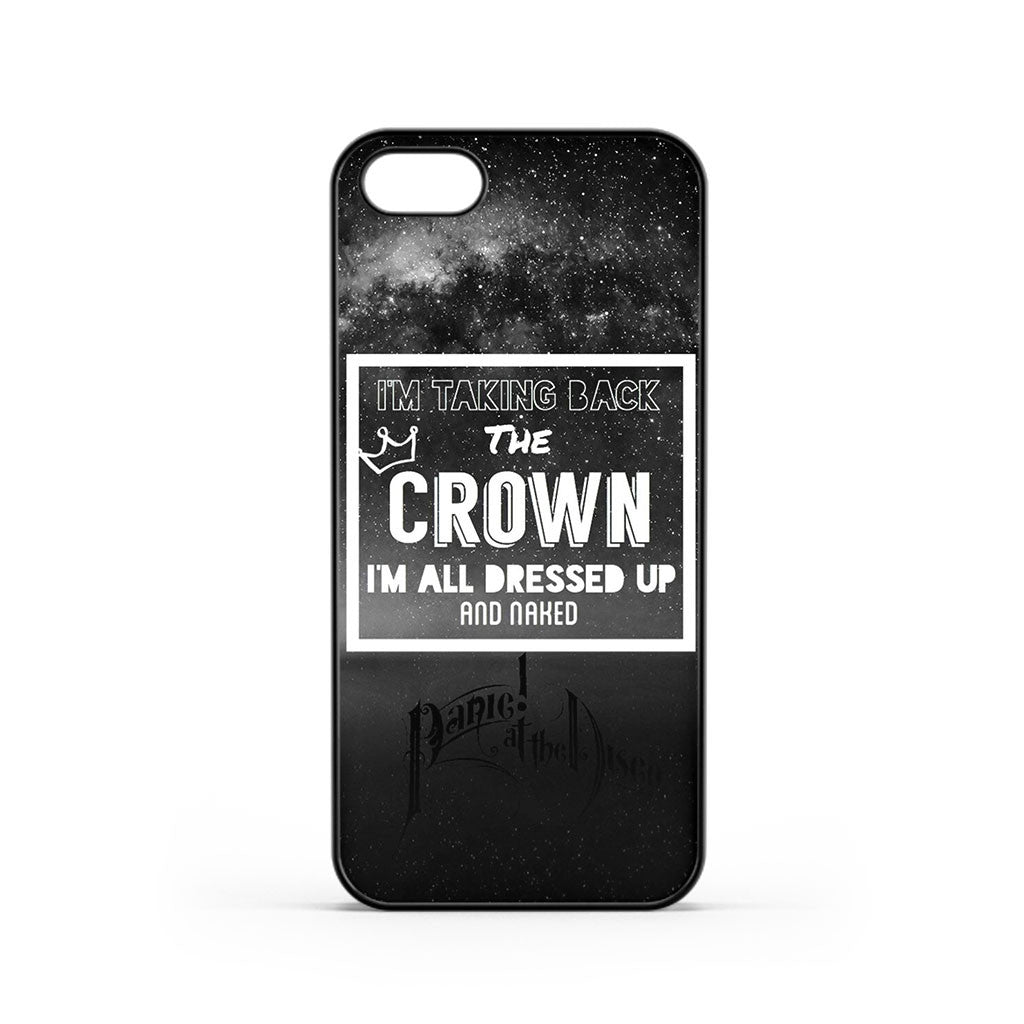 Panic at the Disco The Crown iPhone 5 / 5s / SE Case