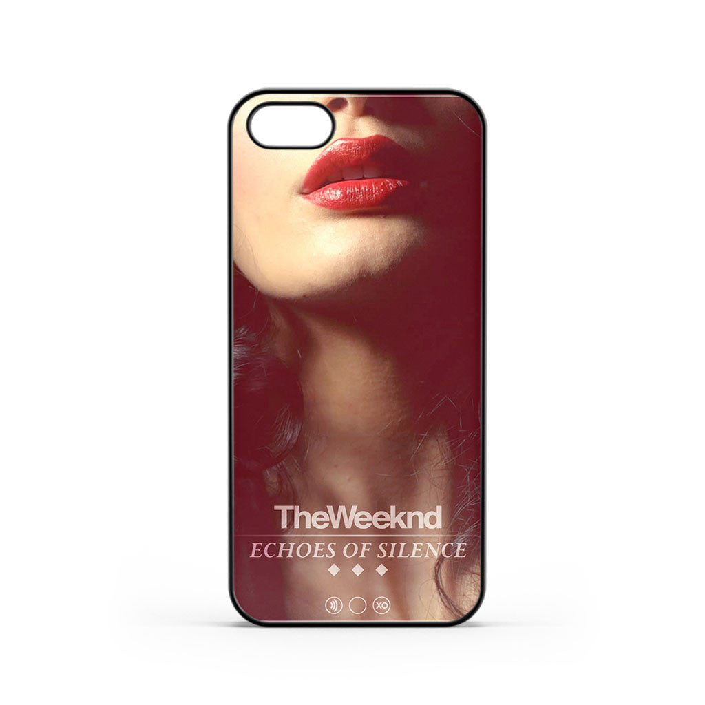 The Weekend Echoes of Silence iPhone 5 / 5s / SE Case