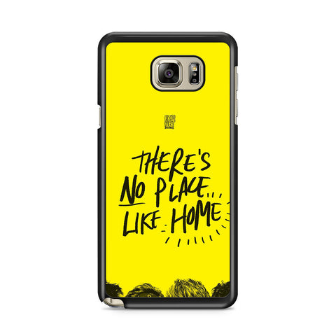 5 Seconds of Summer 5SOS Album Samsung Galaxy Note 5 Case