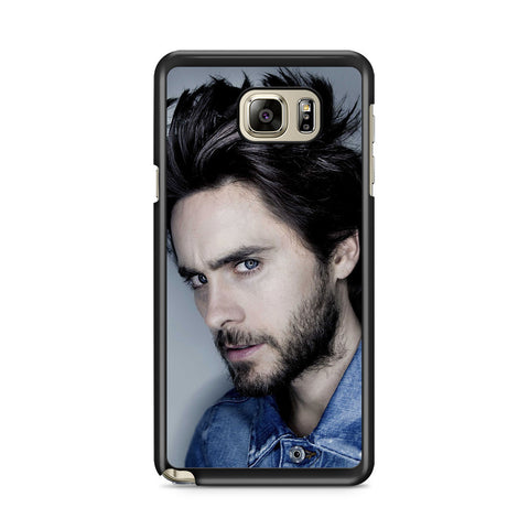 30 Seconds to Mars Jared Letto Photo Samsung Galaxy Note 5 Case