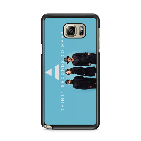 30 Seconds to Mars Samsung Galaxy Note 5 Case