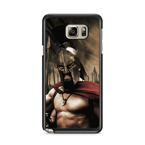 300 Spartan Samsung Galaxy Note 5 Case