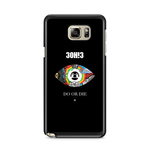 30H!3 Do Or Die Samsung Galaxy Note 5 Case