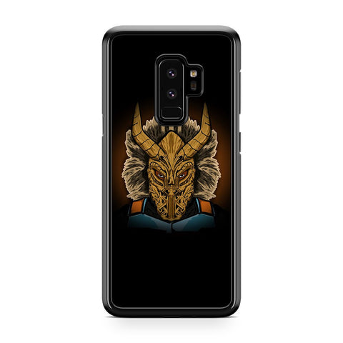 Killmonger Mask Samsung Galaxy S9 Plus Case