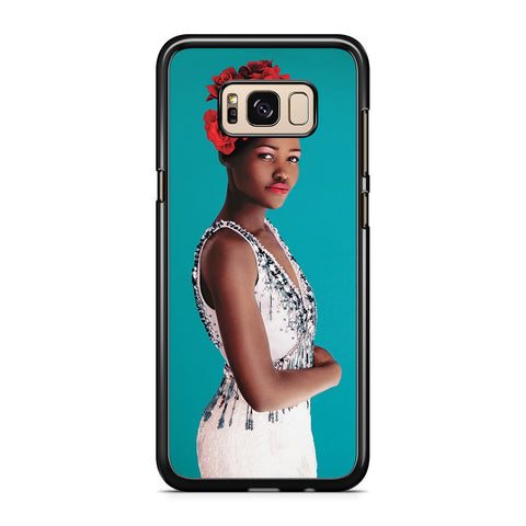 Lupita Nyong'o Photo Samsung Galaxy S8 Plus Case