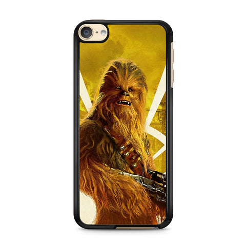 Star Wars Solo Chewbacca Poster iPod Touch 6 Case