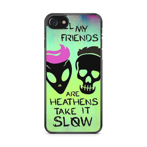 21 Pilots Heathens iPhone 7 Case