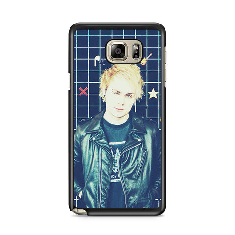 5 Seconds of Summer 5SOS Band Member Samsung Galaxy Note 5 Case