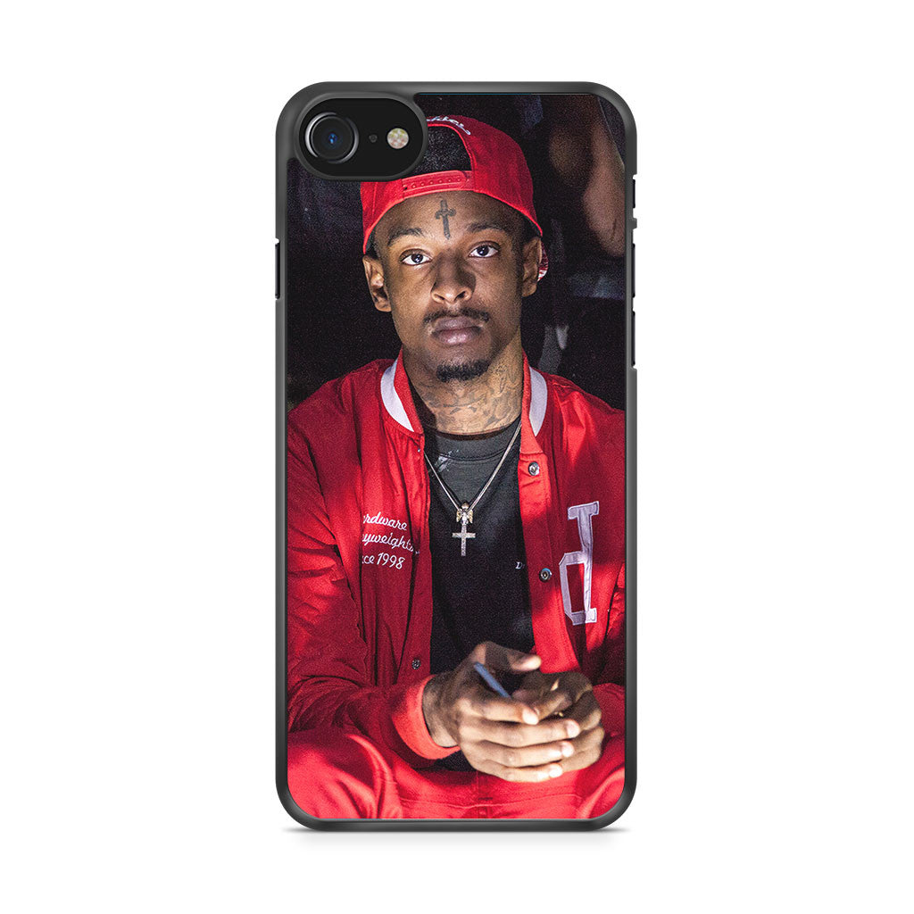21 Savage iPhone 7 Case