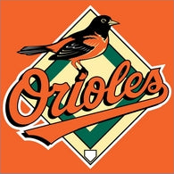 MLB|Baltimore Orioles Dog