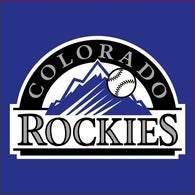 MLB|Colorado Rockies Dog