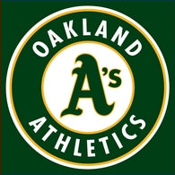MLB|Oakland A's Dog