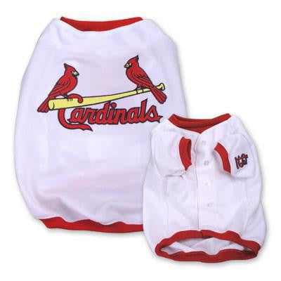 St. Louis Cardinals Dog Jersey - Deluxe