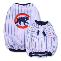 Chicago Cubs Dog Jersey - Deluxe