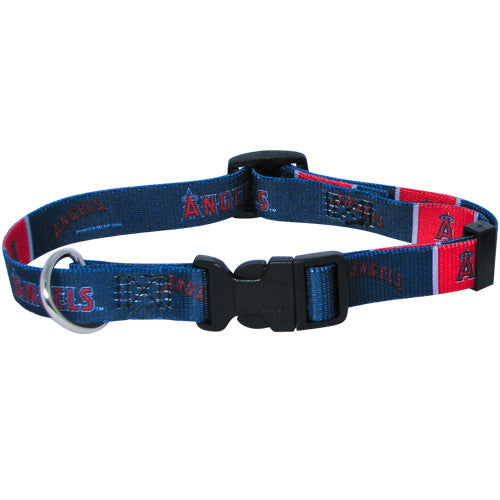 Los Angeles Angels Dog Collar