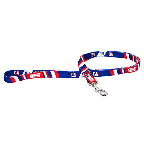 New York Giants Dog Leash-Nylon