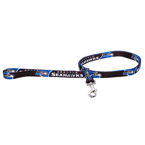 Seattle Seahawks Dog Leash-Nylon