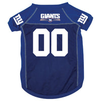 New York Giants Dog Jersey