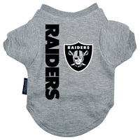 Oakland Raiders Dog Tee Shirt