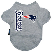 New England Patriots Dog Tee Shirt