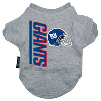New York Giants Dog Tee Shirt