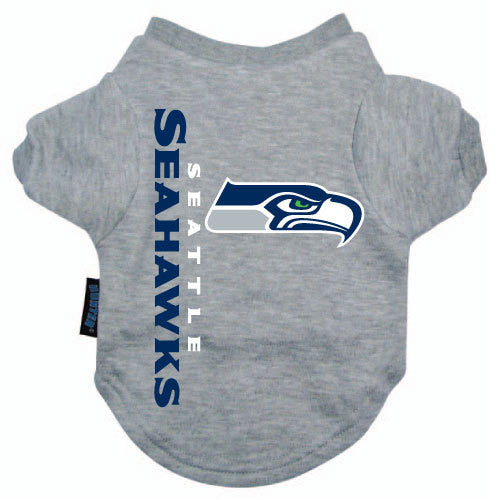 Seattle Seahawks Dog Tee Shirt