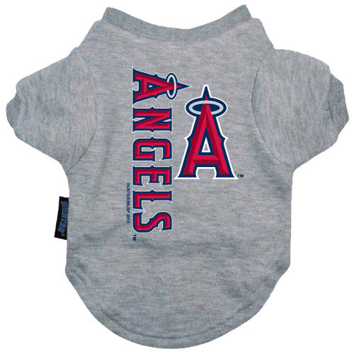 Los Angeles Angels Dog Tee Shirt