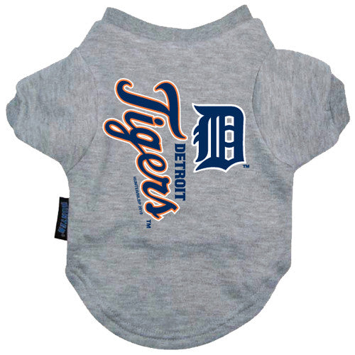 Detroit Tigers Dog Tee Shirt