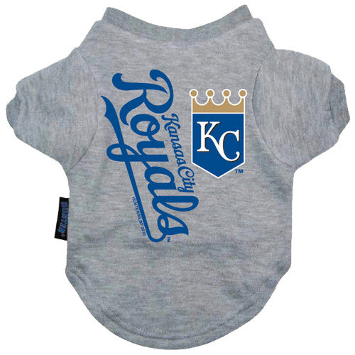 Kansas City Royals Dog Tee Shirt