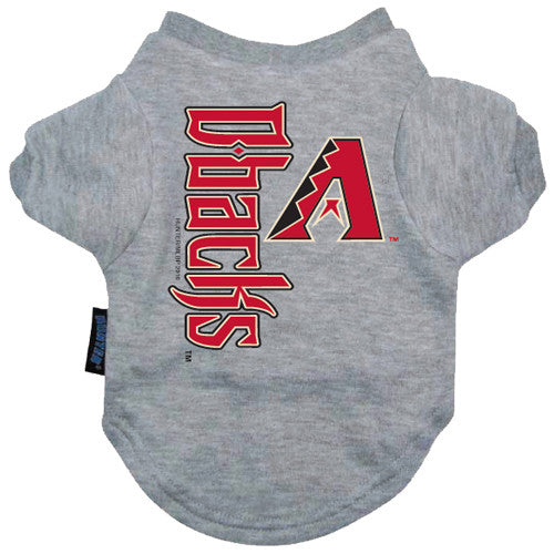 Arizona Diamondbacks Dog Tee Shirt